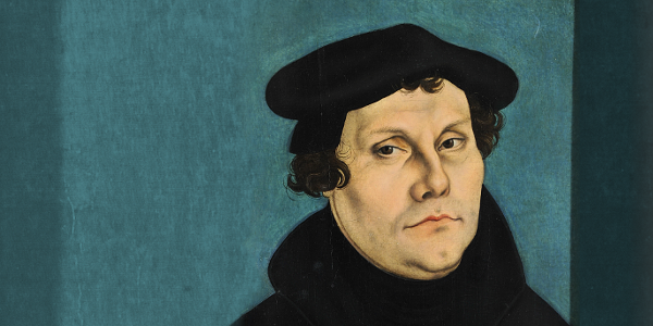Martin Luther, 1528.